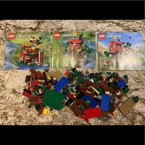 Lego Creator 31053 3-in-1 Treehouse Set